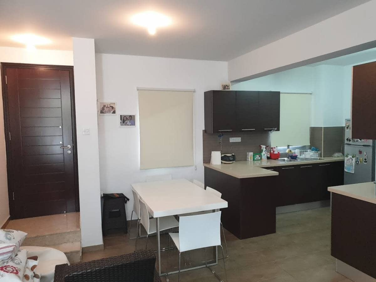 Two Bedroom Ground Floor Apartment in Kapparis