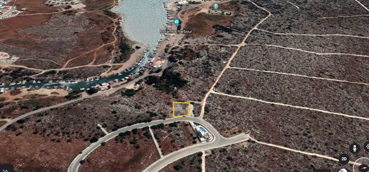 Plot of Land with Unobstructed Sea Views