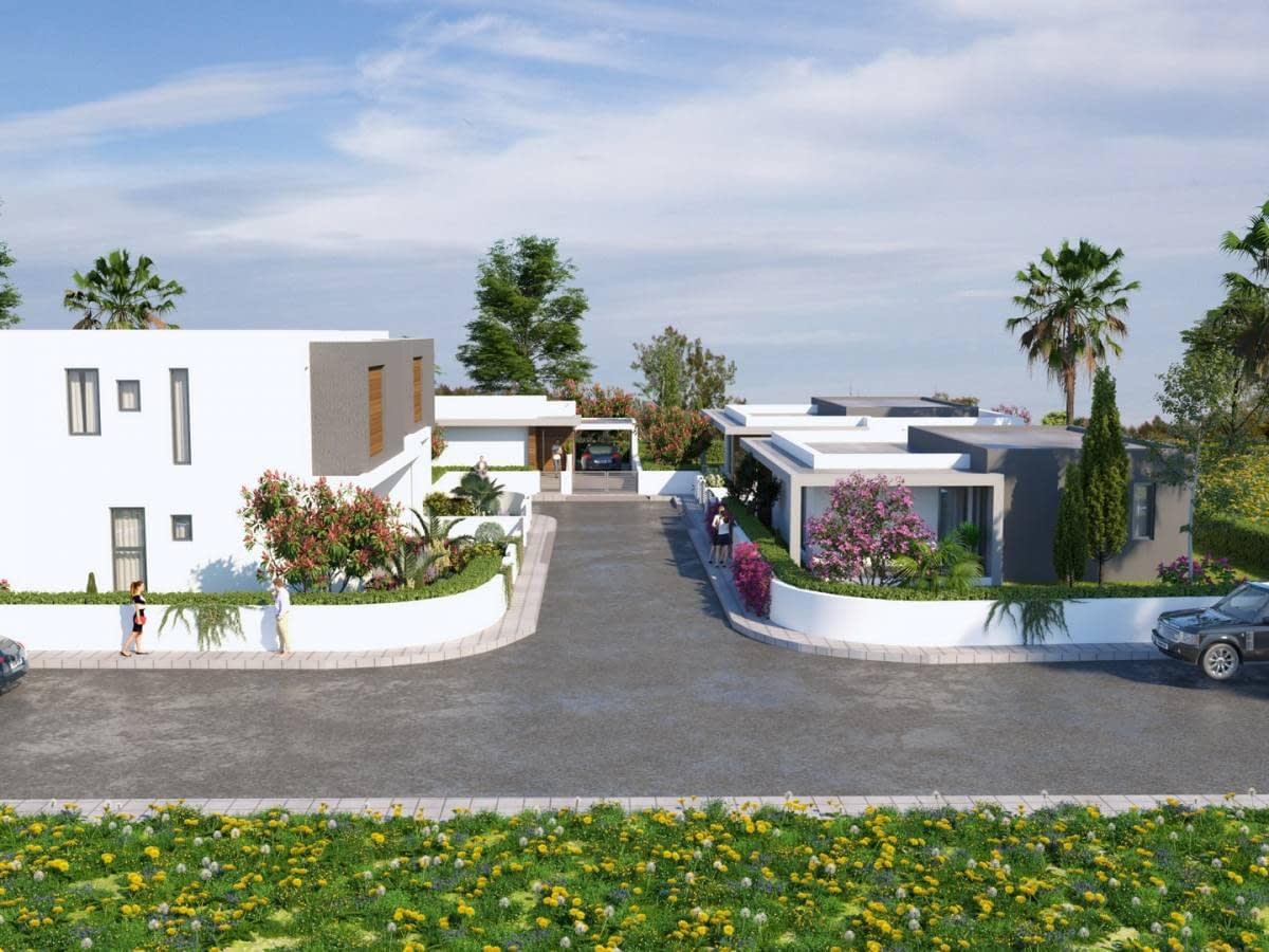 Brand New Three Bedroom Bungalow in Frenaros Area