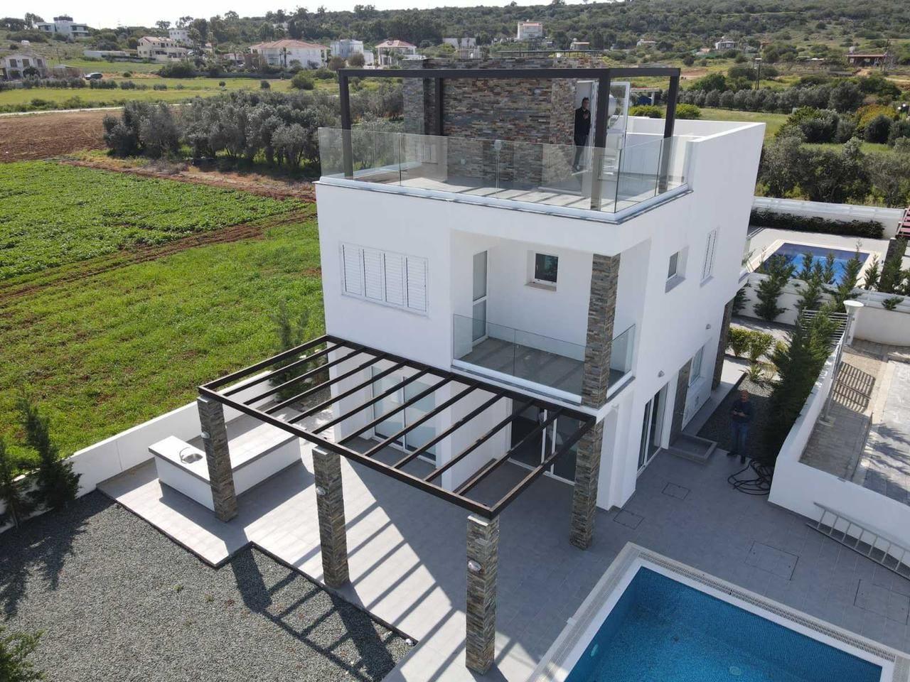 Three Bedroom Detached Villa in Protaras Area