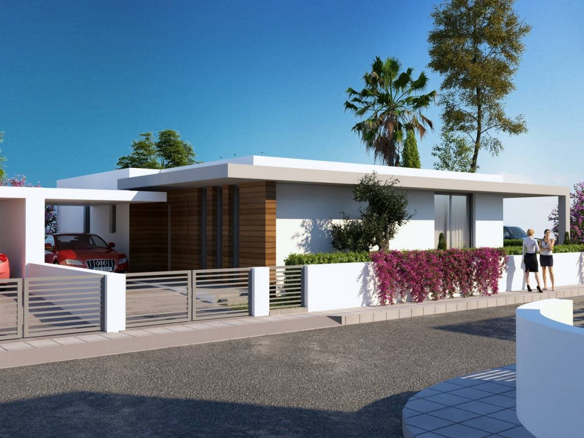 Brand New Three Bedroom Bungalow in Frenaros