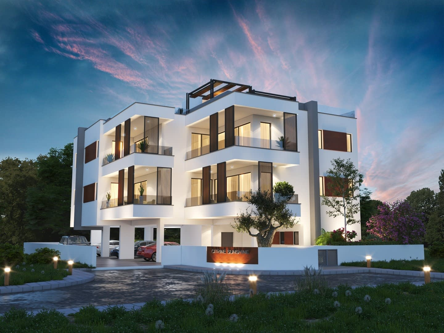 Brand New Two Bedroom Penthouse in Sotira