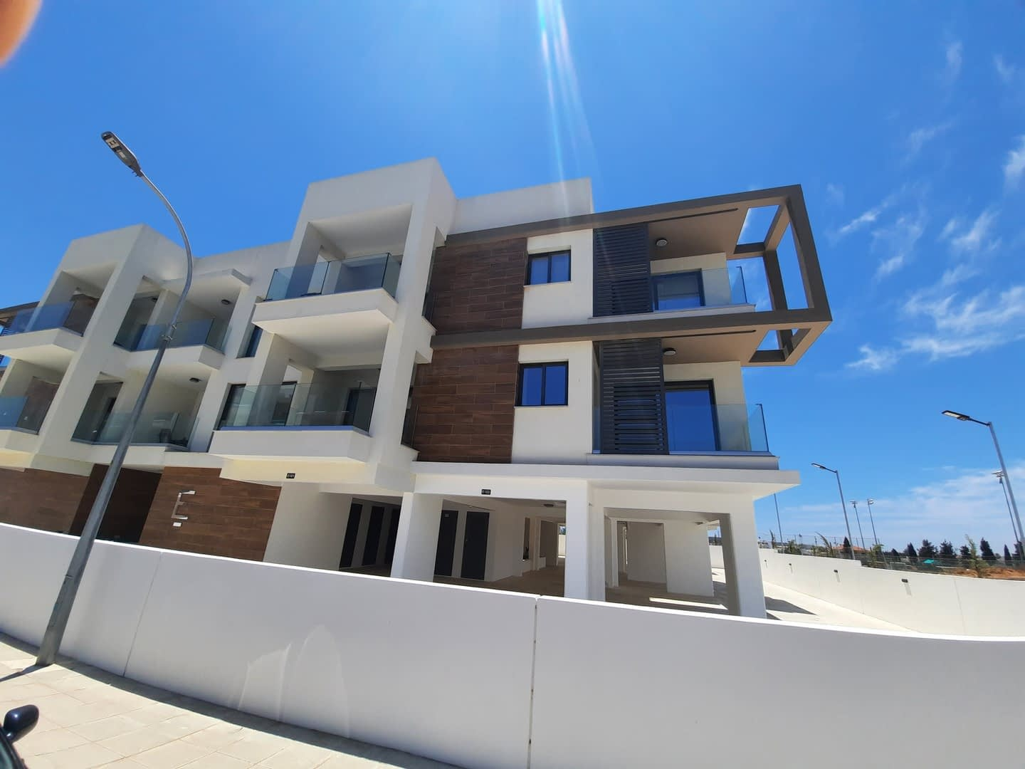 Two Bedroom Brand New Apartment in Paralimni
