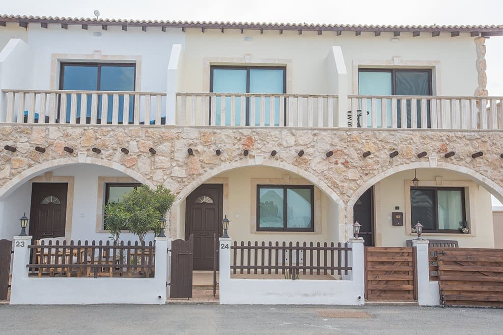 Two Bedroom Brand New Townhouse in Avgorou