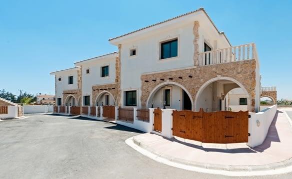 Brand New Three Bedroom Villa in Avgorou Village