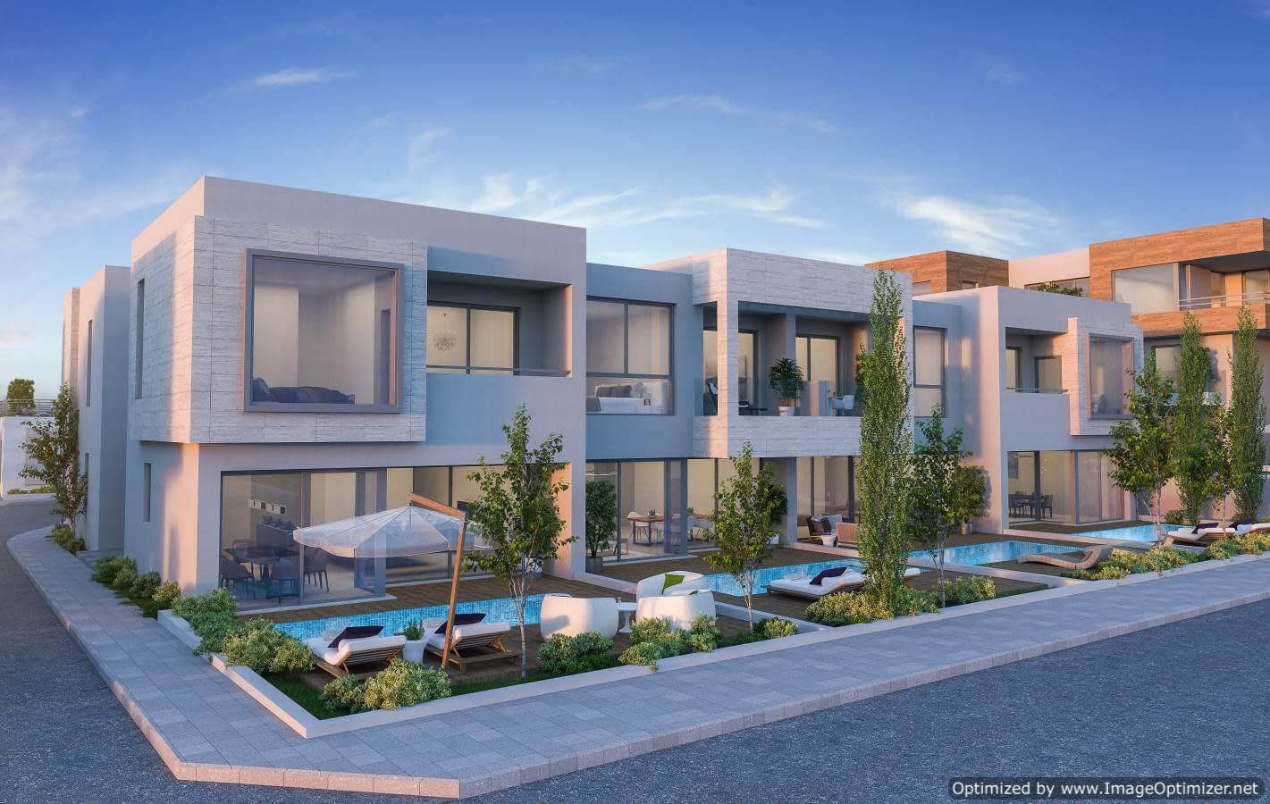 Two Bedroom Townhouse in Kapparis Area