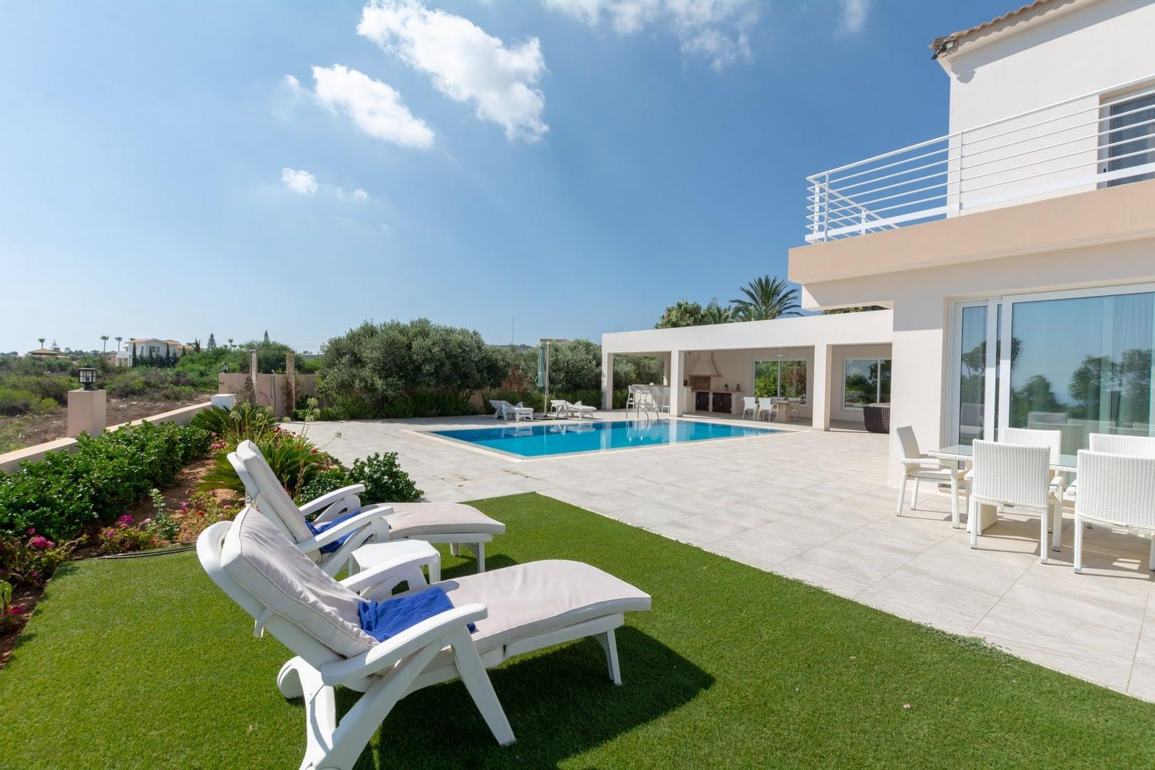 Four Bedroom Villa overlooking Protaras Area