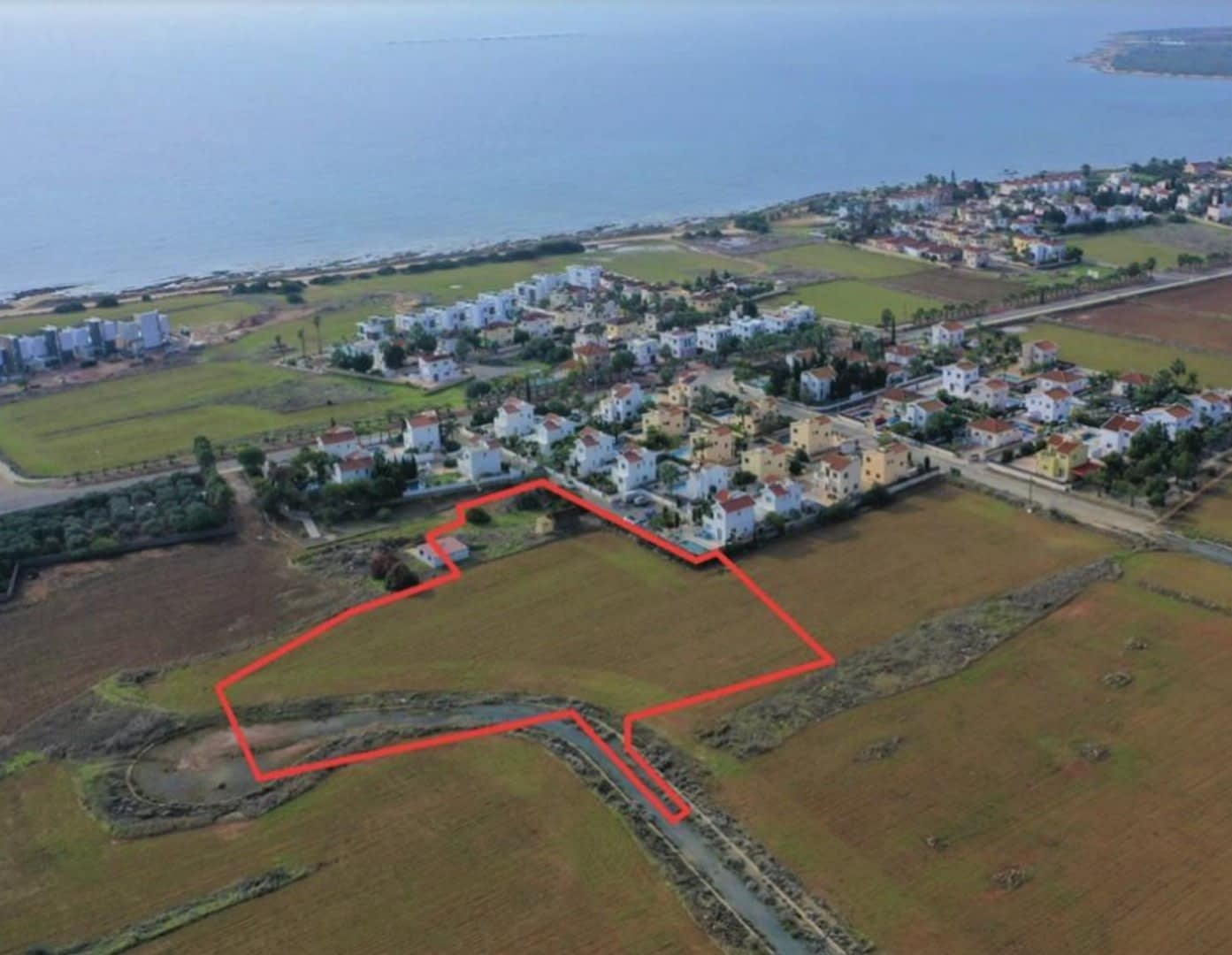 Investment Land for Sale in Ayia Thekla Area