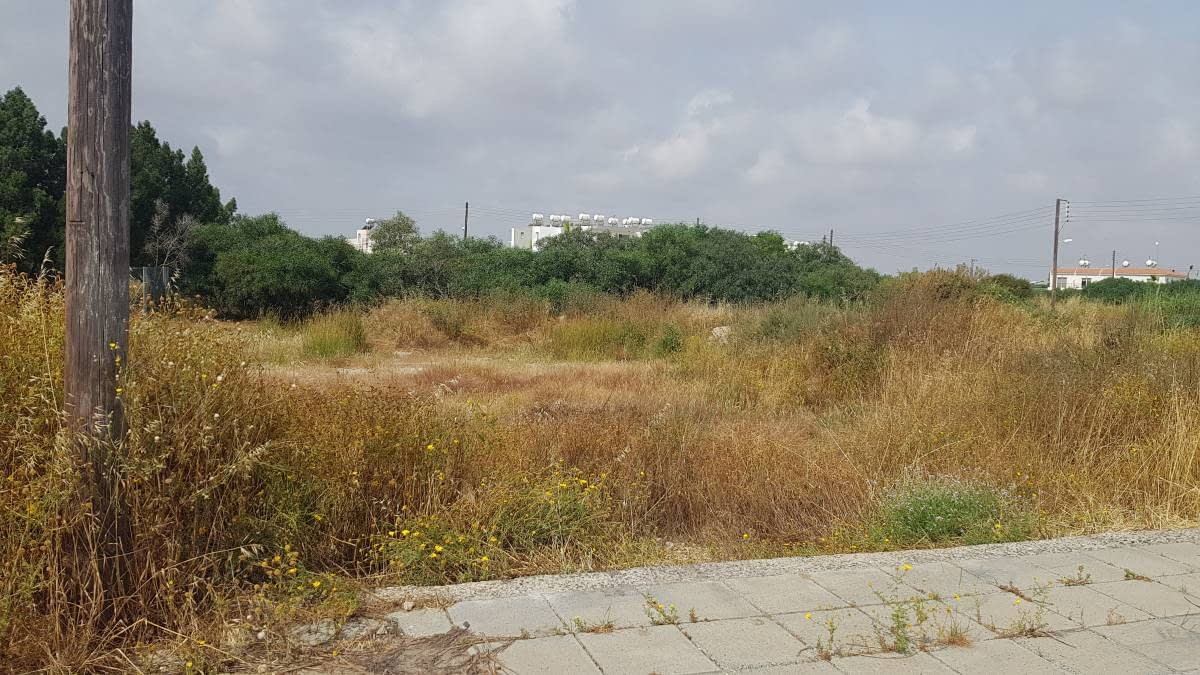 Residential plot in Paralimni close to Lidl Supermarket!