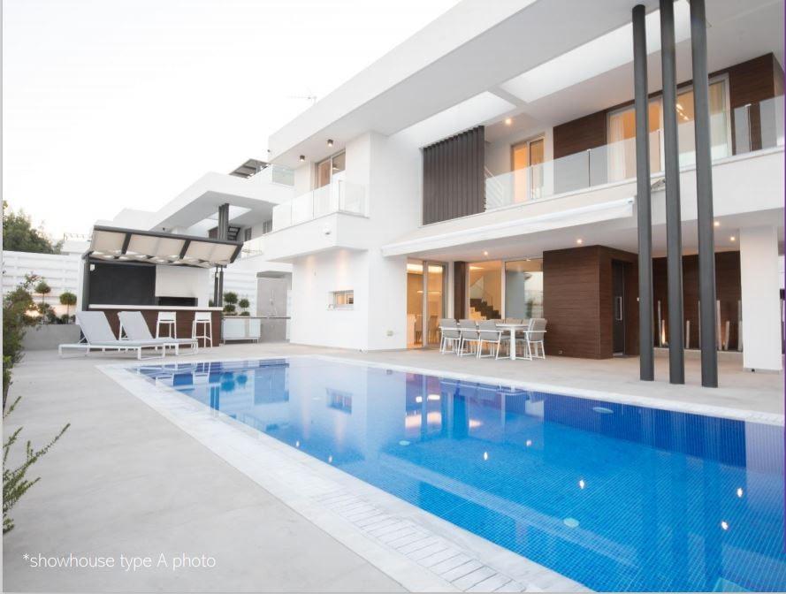 Brand New 3 Bedroom Villa in Ayia Triada Area