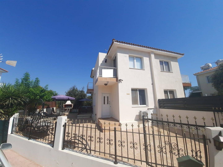 Two Bedroom Semi Detached Villa in Protaras Area