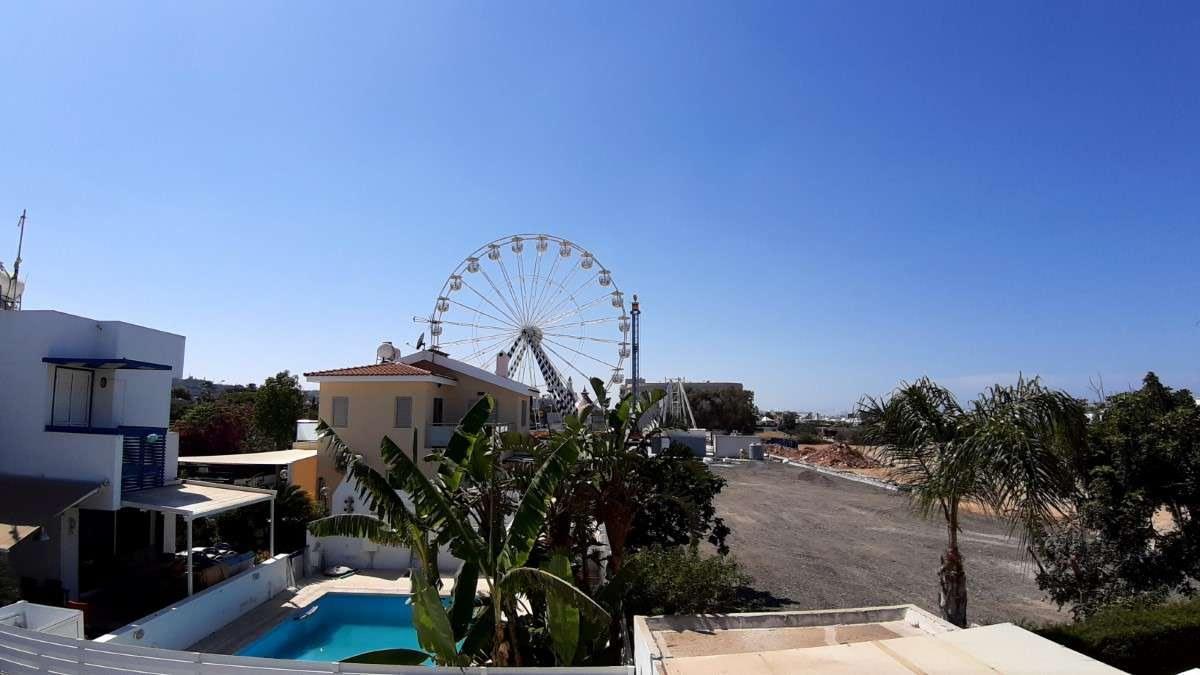 Sunflower villa No.6 - Funfair, Top View, Luxury Villas in Protaras