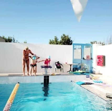 Θεοδώρα Φασουλή προπονήτρια κολύμβησης